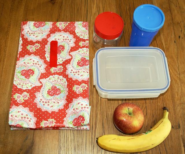 lunchbag empty