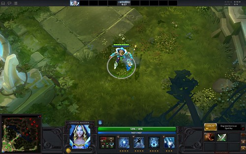 Dota 2 Crystal Maiden Guide - Builds, Abilities, Items and Strategy