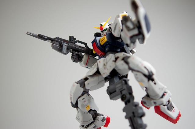 RX-178 GUNDAM Mk-II A.E.U.G [RG]