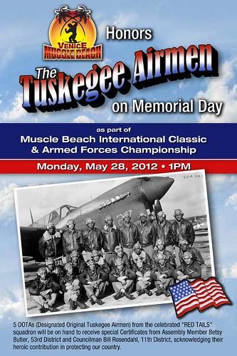 Tuskegee Airmen Venice Beach