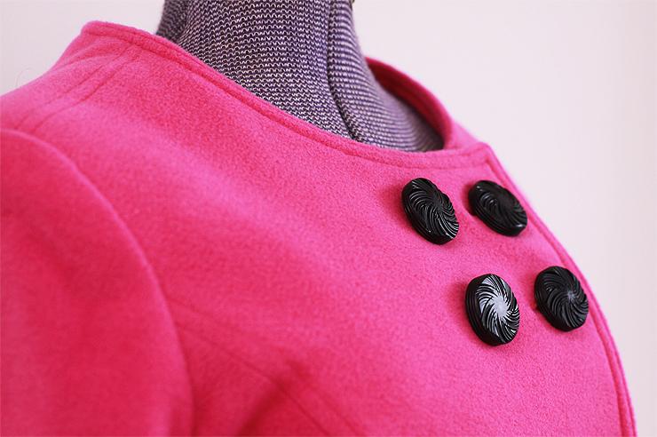 Pink Coat #3