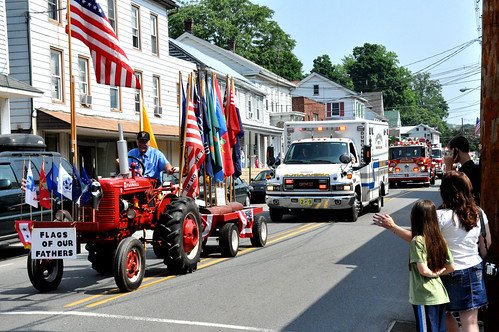 Duncannon Memorial Day Parade