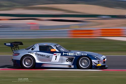 Campeonato de Europa GT3 Navarra