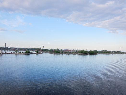 Petersburg hav