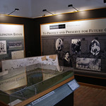 Slavery exhibition 01 - South Slave Quarters - Arlington House - Arlington National Cemetery - 2012-05-19