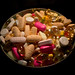 Pills Vitamins Pile Bowl April 23, 2012 1 by stevendepolo