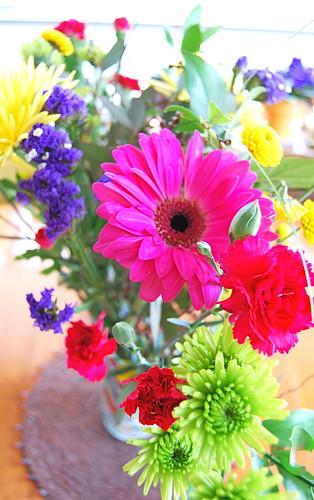 Паровозы - везде! Bouquet