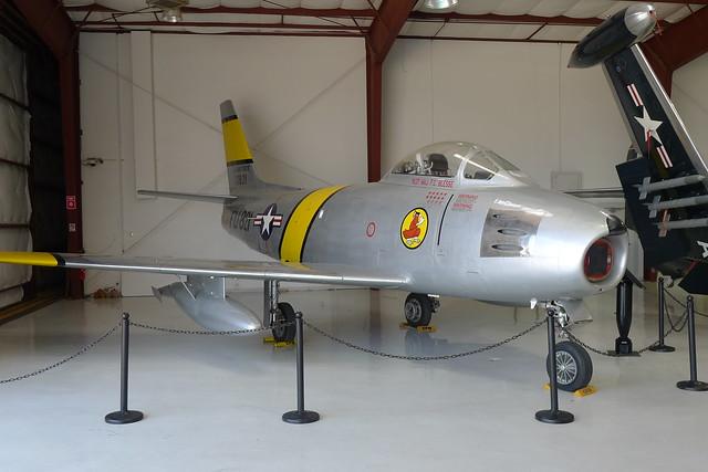 North American/Canadair F-86 Sabre Mk. IV