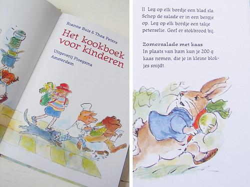 Het kookboek voor kinderen