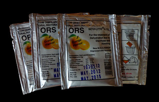 Production ORS Sachets