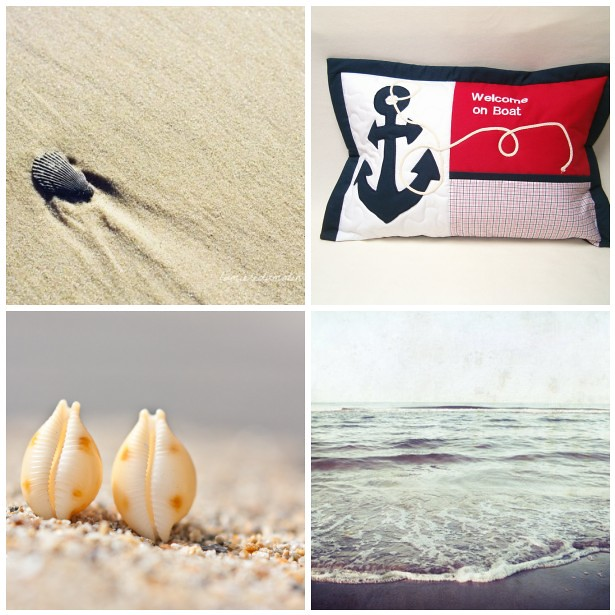 Monday Mood Board: Sea