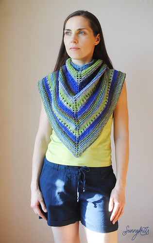 Aya shawl