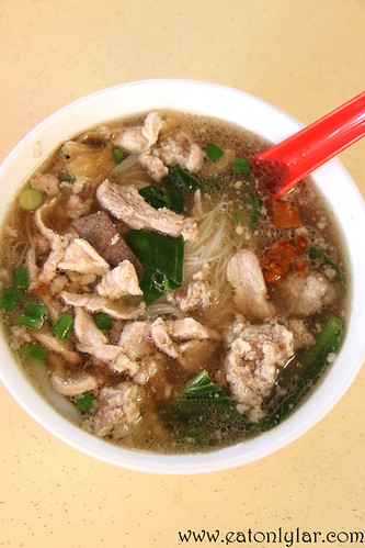Peter's Pork Noodles, Mayflower Food Court