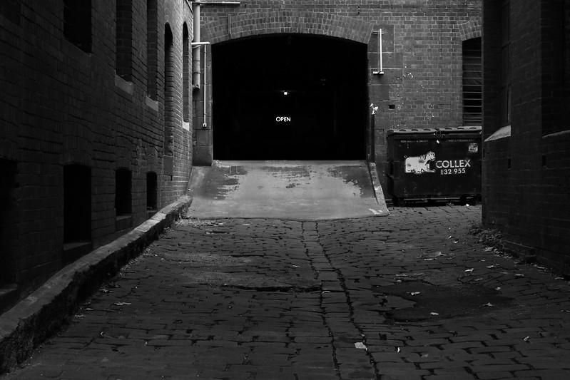 open - on flickr