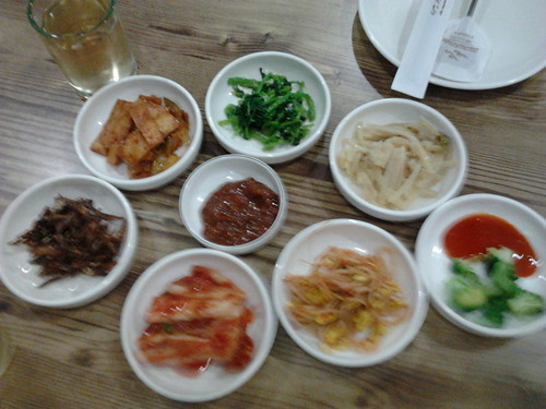Ga Mi Jung's appetizers by Malen31