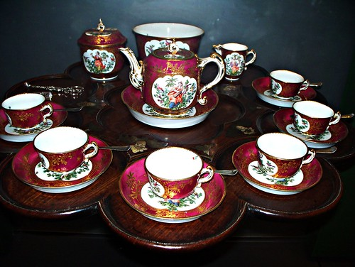 WLA_vanda_English_Tea_Set_18th_century