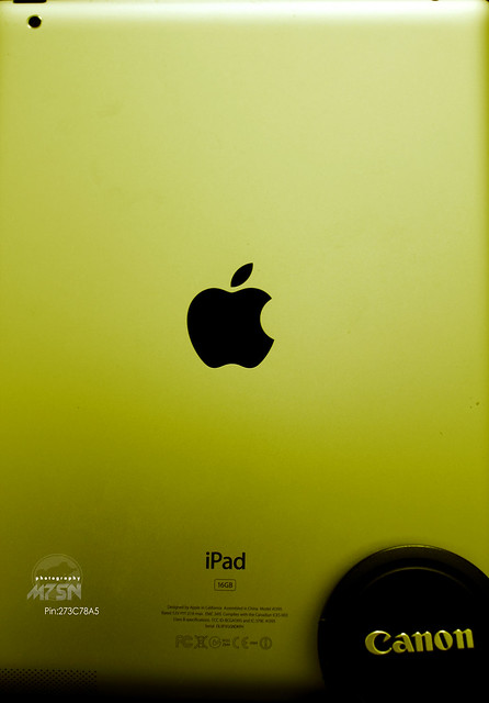 ?!! iPad 2 Yellow