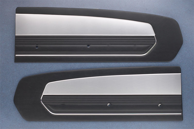 Aluminum door aluminum door panels mustang for 05 mustang door panels