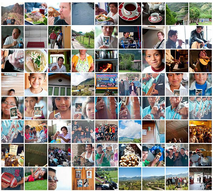 2011 BFC Peru Missions Trip