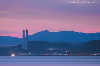 Gueihou Fishing Harbor at Dawn │ June 23, 2012