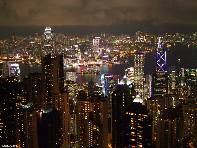 201205 HK 太平山夜景 4