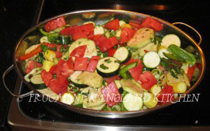 Ratatouille Vegetable Casserole