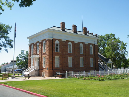 Territorial State House