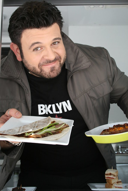 Adam Richman/Red Stag Food Truck