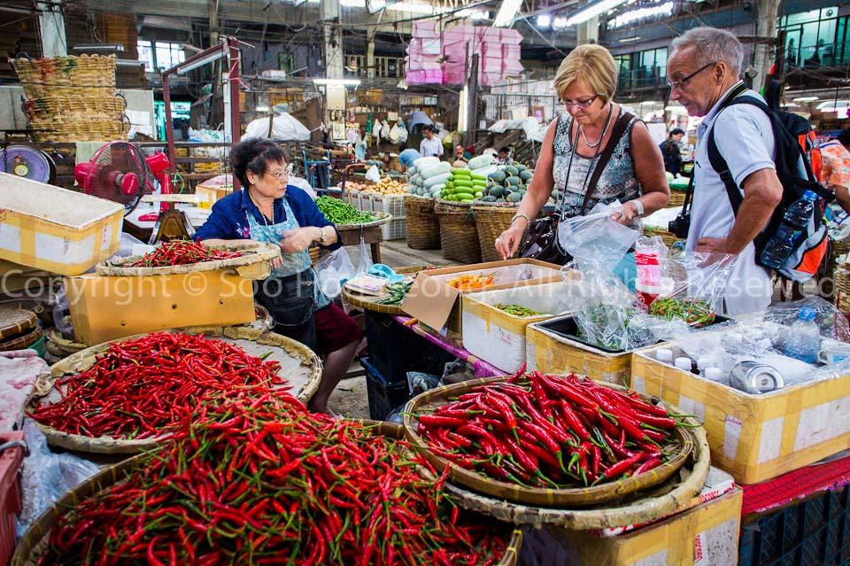 Market @ Bangkok, Thailand