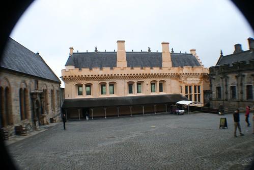 Great Hall, Stilring Castle