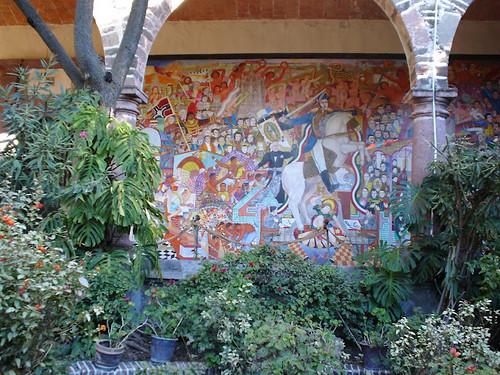 El Instituto  San Miguel Allende Guanajuato 2