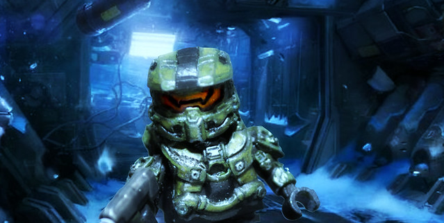 Halo 4 Master Chief - By Pecovam