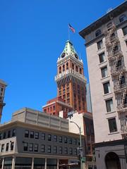 Tribune Tower Oakland