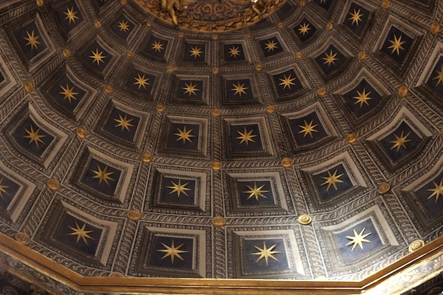 Siena Duomo starry dome