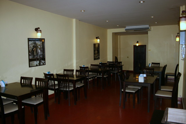 Peppers Dining Area