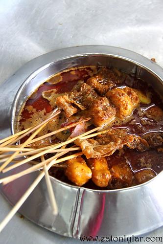 Satay Celup, Restoran Ban Lee Siang