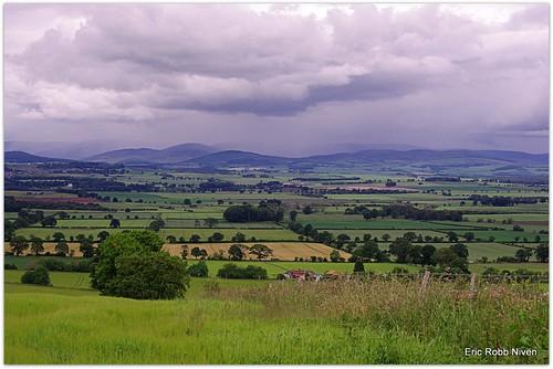 landscape scotland pentax angus strathmore sunrays5 ericrobbniven