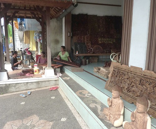Bali-Villages d'artisans-Mas (13)