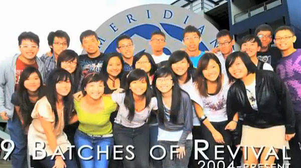 9 batches of converts from Meridian JC