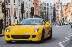 [フリー画像素材] 乗り物・交通, 自動車, フェラーリ, フェラーリ 599 ID:201207090000