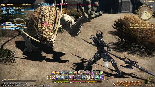 Final Fantasy XIV à la relance