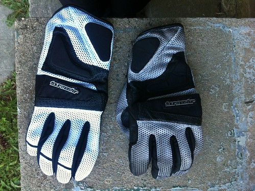tourmaster intake air gloves