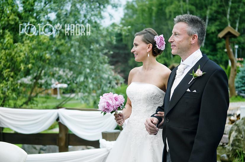 ślub w plenerze -Karbóko
