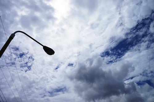 対流する空