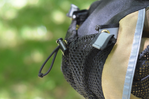Small Dill Pickle Saddlebag