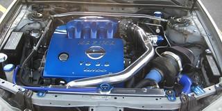 2002 Nissan Maxima Turbo 404whp Amp 393ft Lbs Nissan