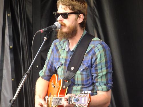Deep Dark Woods at Ottawa Bluesfest 2012
