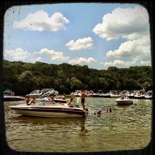 Lake Austin - Texas