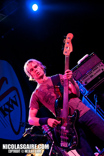 Kenny Wayne Shepherd @ Trianon - Paris | 09.07.2012