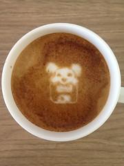 Today's latte, Fetch 3.x.